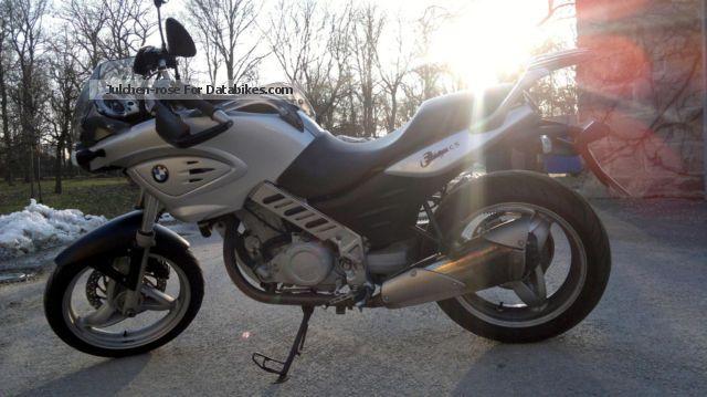 2012 BMW  F 650 CS Motorcycle Motorcycle photo