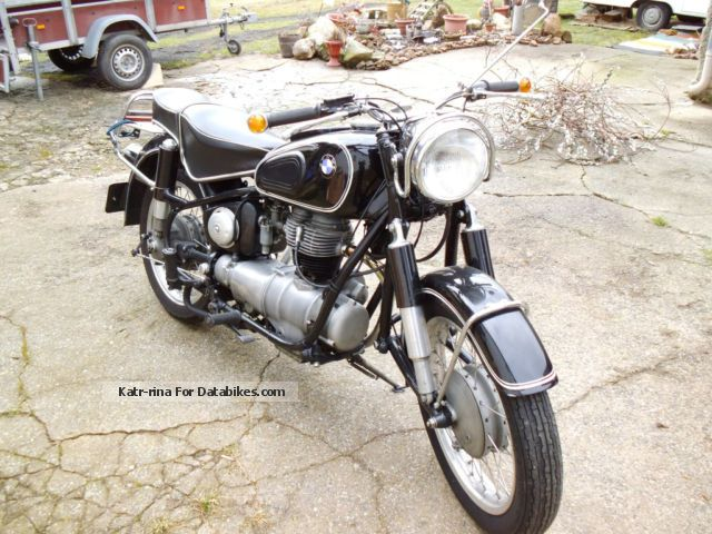 BMW  R 27 1962 Vintage, Classic and Old Bikes photo