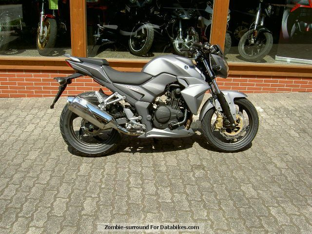 2012 SYM  Wolf 250 Ni Motorcycle Naked Bike photo