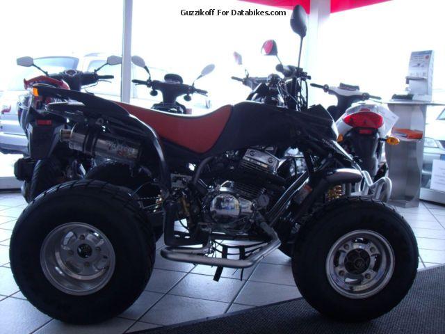 2006 Barossa  SMC Stinger / Explorer 250 with reverse gear Motorcycle Quad photo