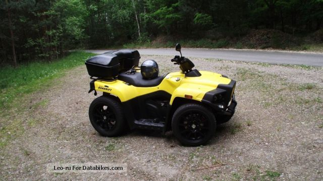 2012 Cectek  Quad drift 500 EFI Motorcycle Quad photo