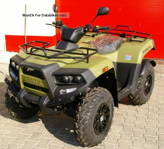 2012 Cectek  Gladiator T6 / ATV Hammer! / Incl LOF Motorcycle Quad photo