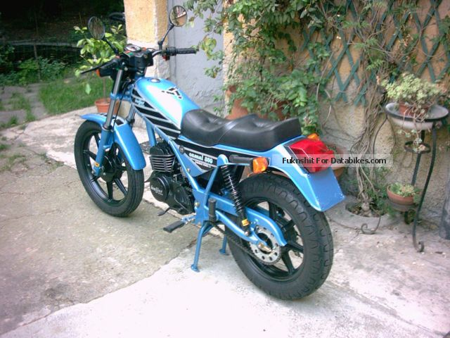 1985 Italjet  Casual 350 Motorcycle Other photo