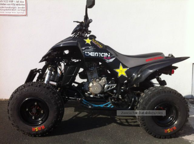 2010 Dinli  450 Trasher LOF Motorcycle Quad photo