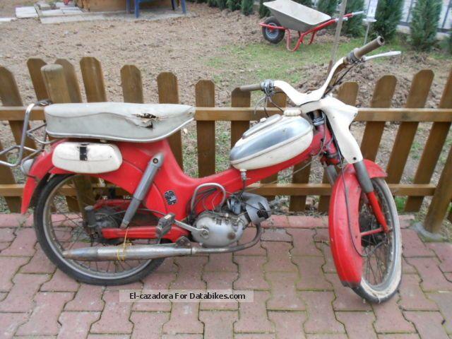 Daimler Puch Motorcycle Puch__steyr_daimler_vs__50dz