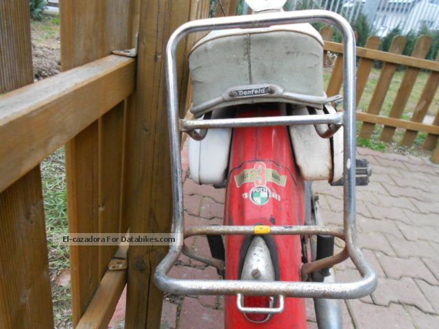 Daimler Puch Motorcycle 1960 Puch Steyr-daimler vs