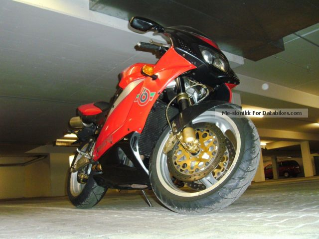 1998 Bimota  SB6R Motorcycle Motorcycle photo