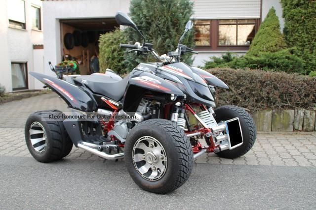 2009 Triton  450R Motorcycle Quad photo
