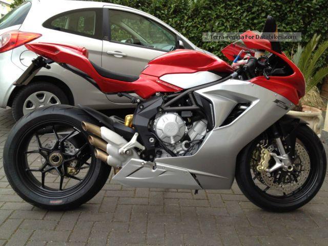MV Agusta  F3, inspection, Short tail, like new 2012 Sports/Super Sports Bike photo