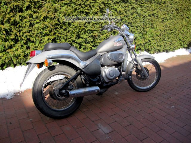 1997 Gilera  Eaglet Motorcycle Chopper/Cruiser photo