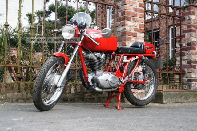 1970 Ducati  250 M3 Motorcycle Motorcycle photo