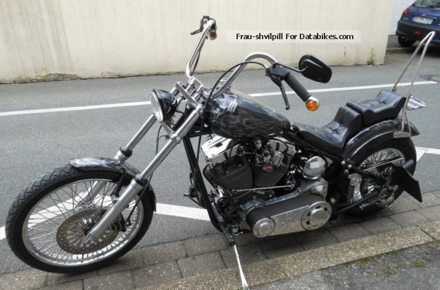 2010 Other  Softail Custom Bike Motorcycle Chopper/Cruiser photo