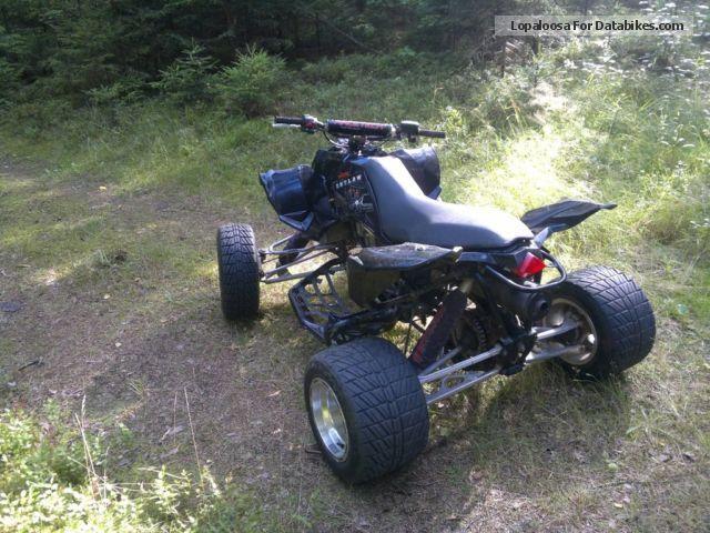 2007 Polaris  Outlaw 525 Motorcycle Quad photo