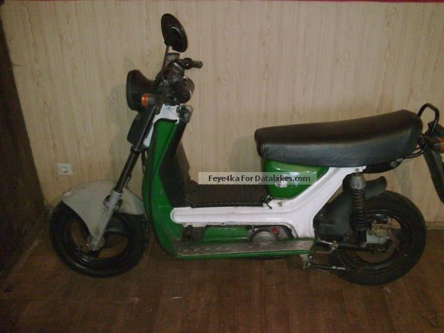 1998 Simson  SR 50 Motorcycle Scooter photo
