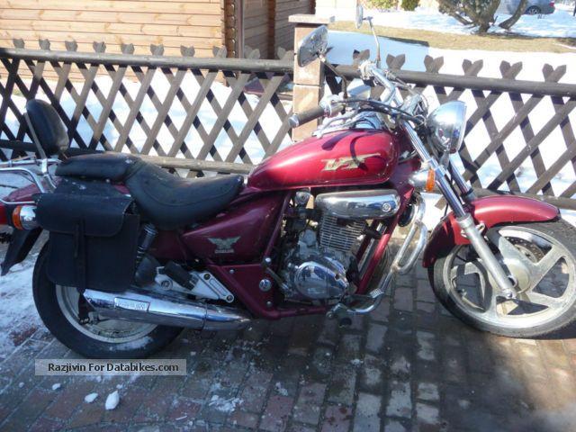 1999 Daelim  rok Motorcycle Motorcycle photo