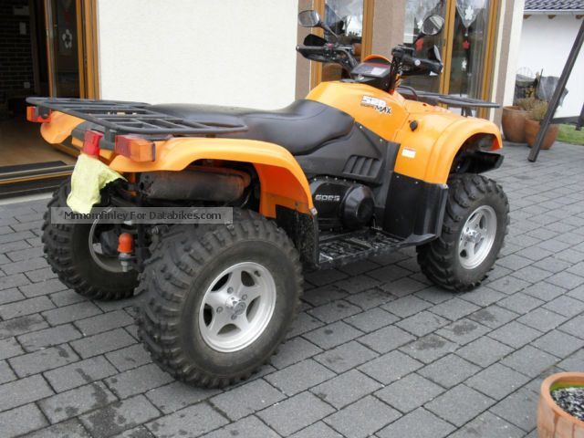 2008 GOES  520 MAX Motorcycle Quad photo