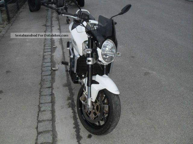 2010 Aprilia  MANA 850 Motorcycle Naked Bike photo