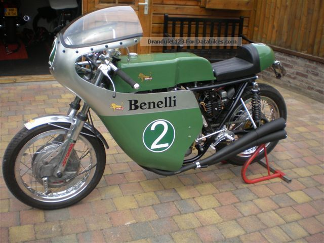 Benelli  Pasolini Racer 1975 Vintage, Classic and Old Bikes photo