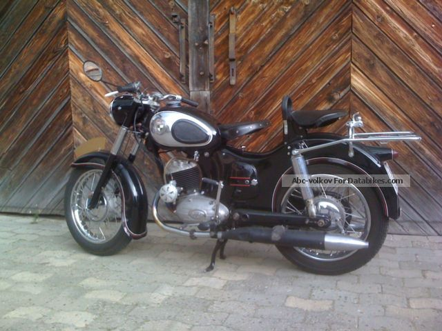 1958 Puch  175 SV Motorcycle Naked Bike photo
