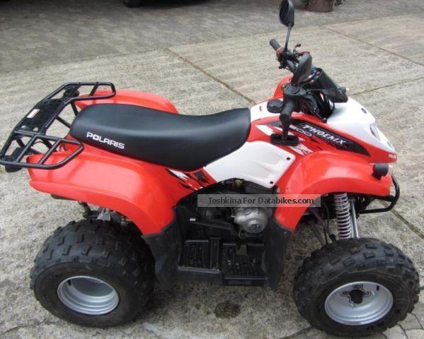 2010 Polaris Phoenix 200
