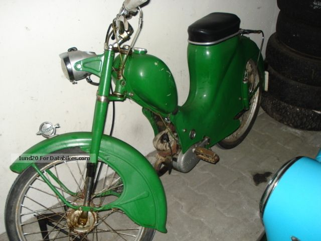 Other  Miele 1956 Vintage, Classic and Old Bikes photo