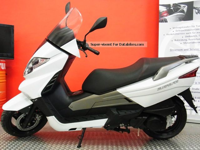 2012 Keeway  Silver Blade 250-New Model Motorcycle Scooter photo