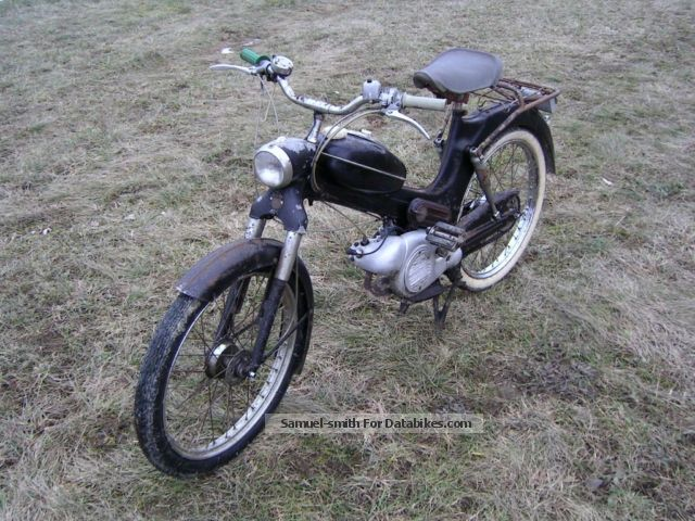 Puch  MS 50 1961 Vintage, Classic and Old Bikes photo