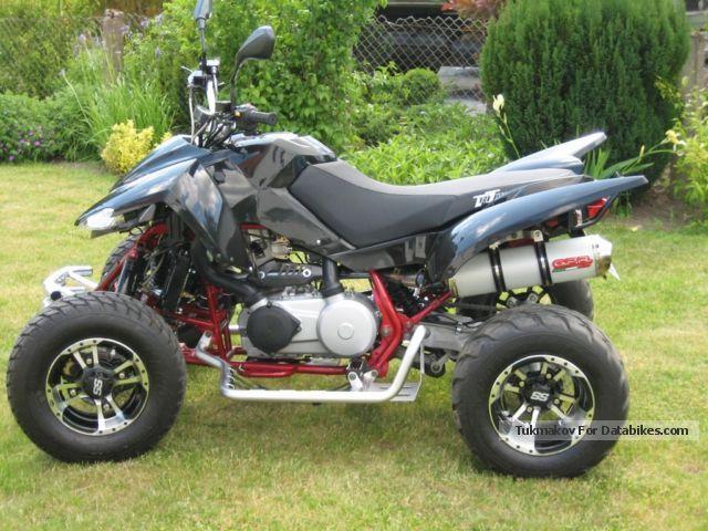 2012 Triton  baja Motorcycle Quad photo