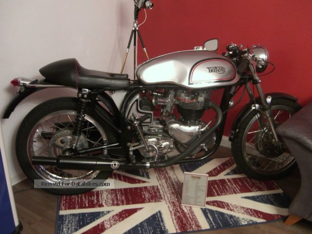Triton  650 Pre Unit 1960 Vintage, Classic and Old Bikes photo