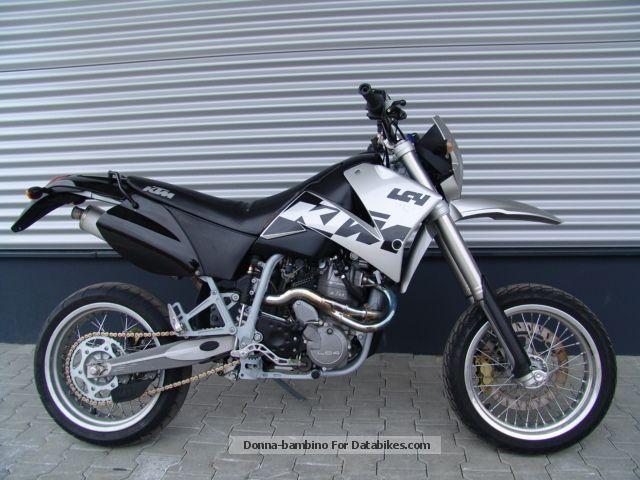 2003 KTM  640 SM Supermoto 2003 - Financing Motorcycle Super Moto photo
