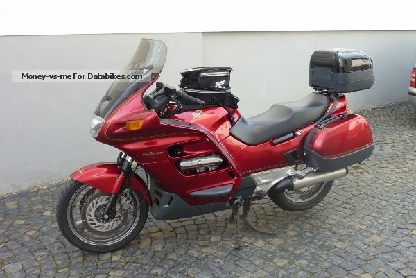 2012 Honda  Pan-European Motorcycle Sport Touring Motorcycles photo