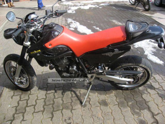 Mz  Supermoto Baghira 2000 Super Moto photo