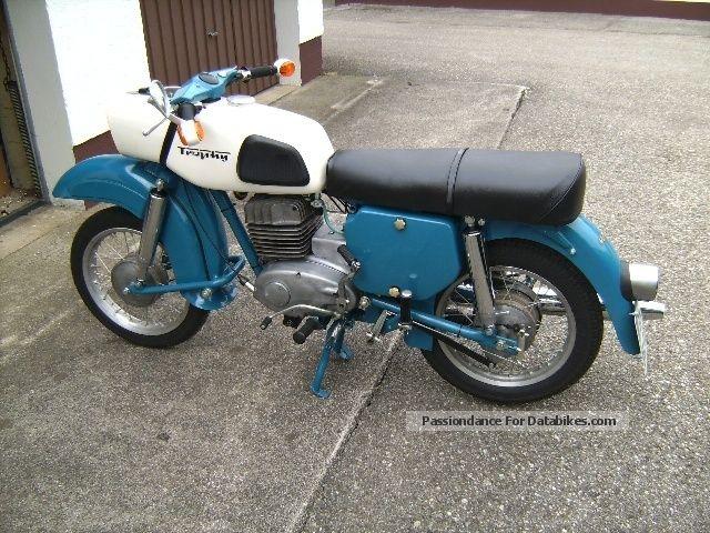 2012 Mz  ES 250/2 Trophy Motorcycle Motorcycle photo