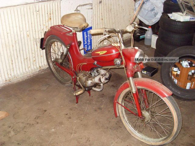 Puch  MS50L 1955 Vintage, Classic and Old Bikes photo
