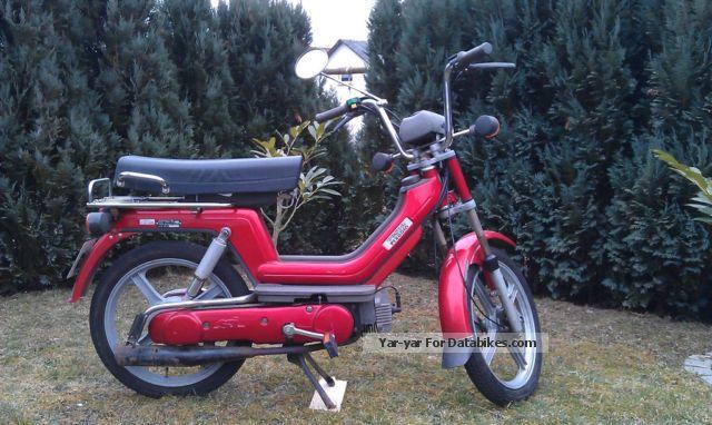 1996 piaggio si moped monte carlo