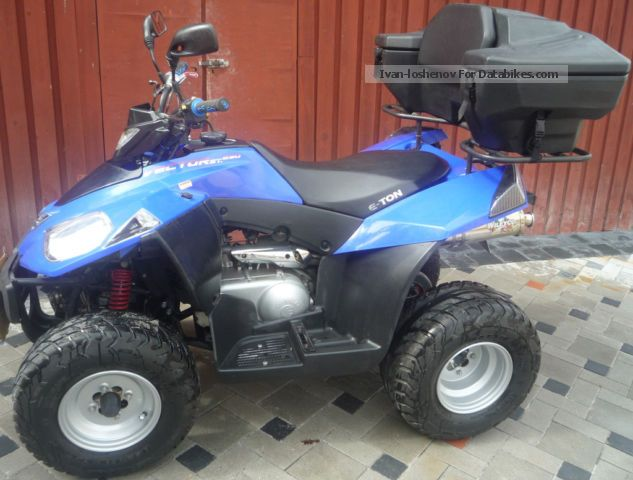 2012 E-Ton  VECTOR 250 Motorcycle Quad photo