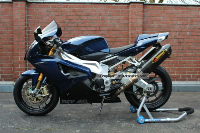 2012 Aprilia  RSV 1000 R Motorcycle Sports/Super Sports Bike photo