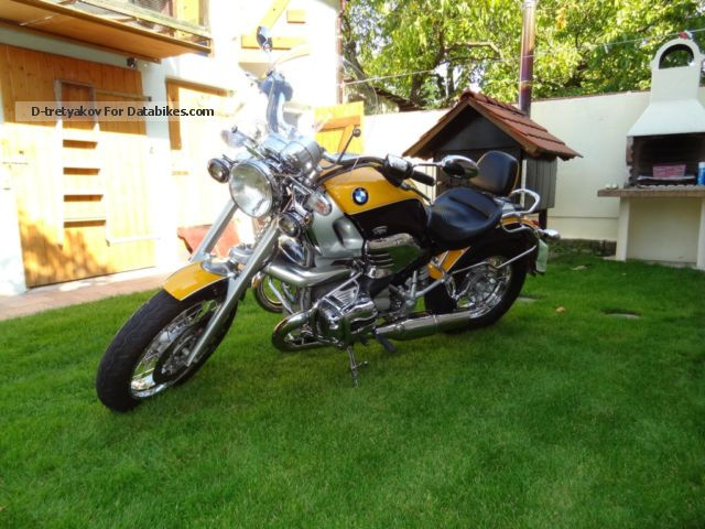2002 BMW  R 1200 C Independent Motorcycle Chopper/Cruiser photo