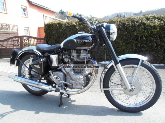1993 Royal Enfield  Bullet 535 Deluxe, TUV / new tires Motorcycle Motorcycle photo