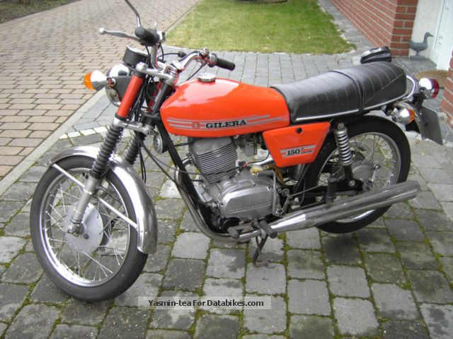 Gilera  Strada Arcore 1975 Vintage, Classic and Old Bikes photo