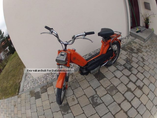 1980 Kreidler  mf 2 Motorcycle Motor-assisted Bicycle/Small Moped photo