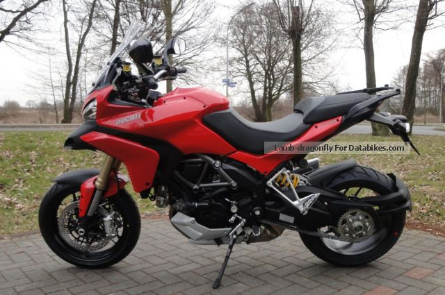 2012 Ducati  Multistrada 1200 ABS MY 2013 NOW AVAILABLE Motorcycle Sport Touring Motorcycles photo