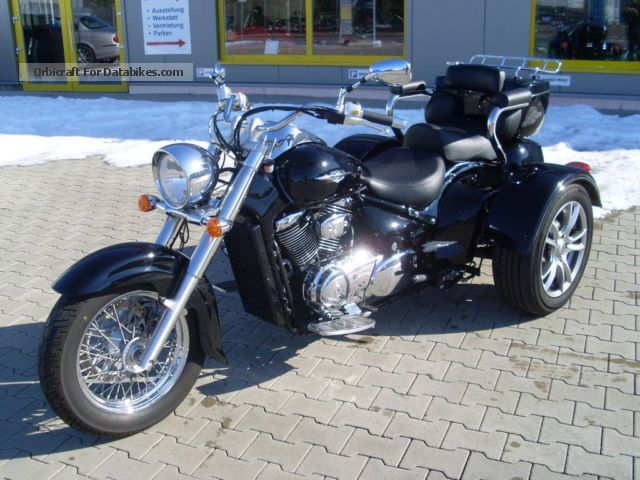 2010 Rewaco  CT800 with no rental car reversing aid Motorcycle Trike photo