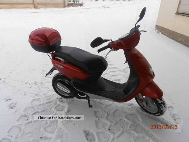 2000 MBK  Ovetto Motorcycle Scooter photo
