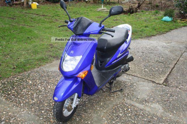 Pegasus S 50 LX - Bestes Angebot von Roller.