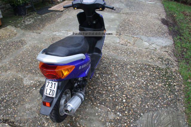 2012 Pegasus S 50 LX 74! KM with warranty!