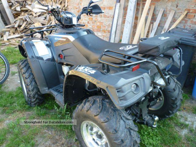 2013 Linhai  420 4x4 LOF Motorcycle Quad photo