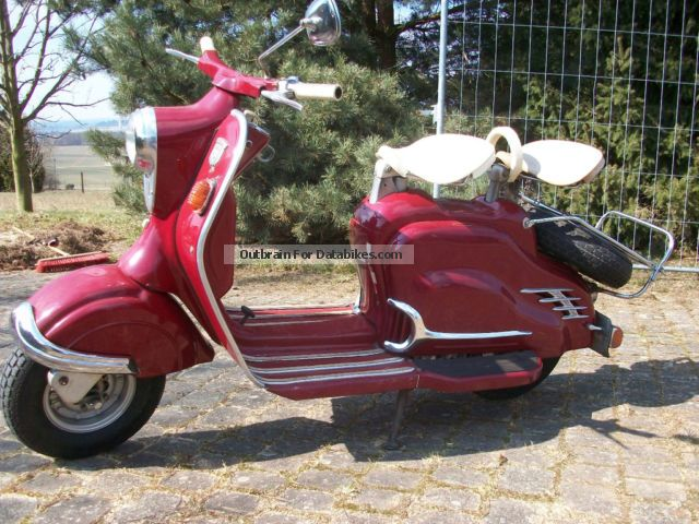 NSU  PRIMA D 11/150--Achtung NEW VIDEO on Quoka.de 1956 Vintage, Classic and Old Bikes photo