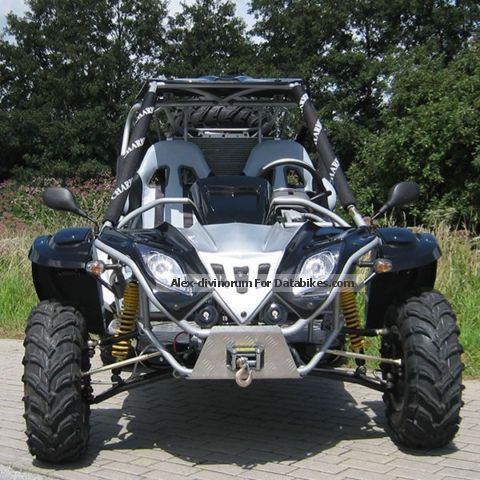 2013 Other  BUGGY DONGFANG DF600GKD 600cc EFI Motorcycle Quad photo