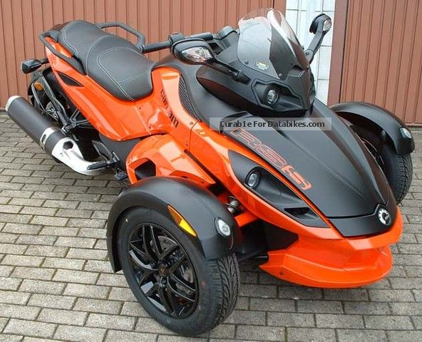 2013 Can Am Spyder Rt Limited Owners Manual
